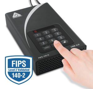 apricorn padlock dt fips 3tb