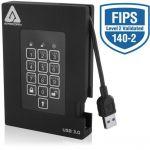 Apricorn Padlock Fortress FIPS HDD