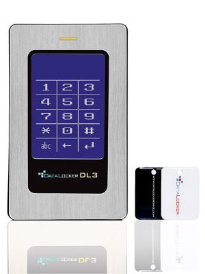 datalocker dl3 fe 500gb twofactor hdd