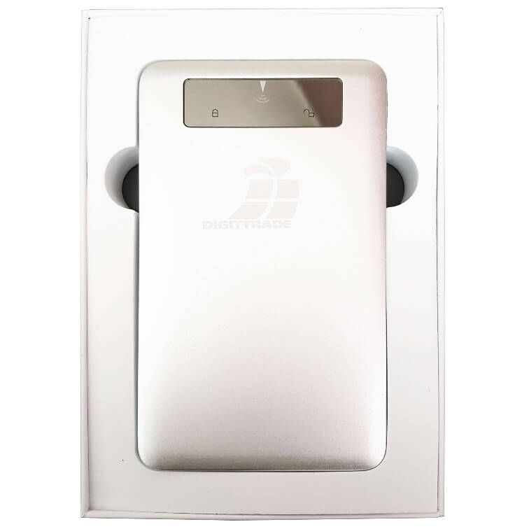digittrade rs256 2 tb external hdd with rfid security