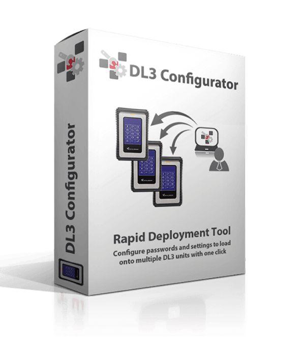 dl3 configurator provisioning tool