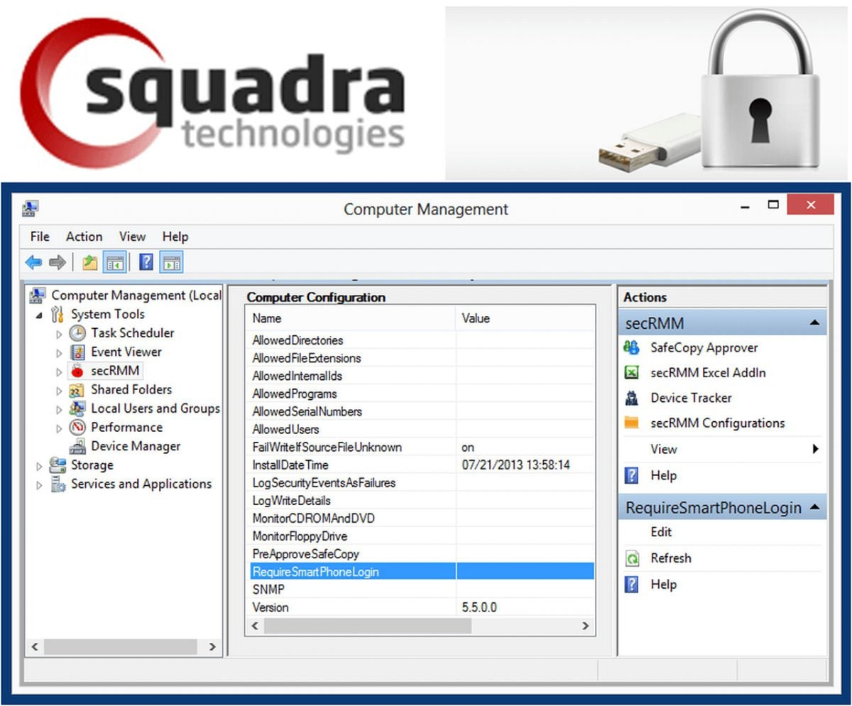 secrmm data loss prevention dlp software 150 computers