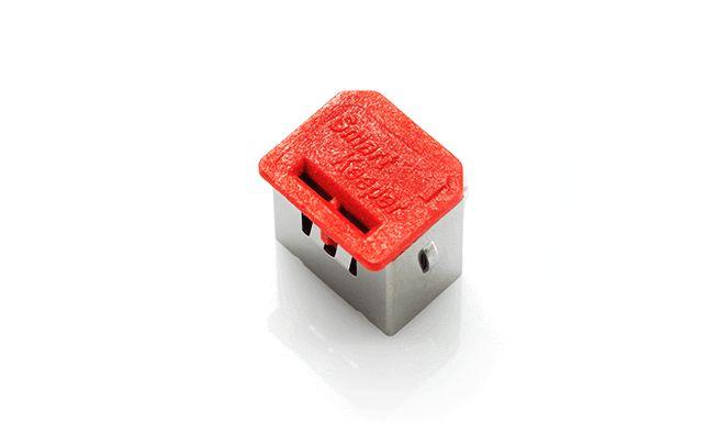 fiber optic module lock