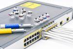 LAN Cable Lock + Lock Key Basic