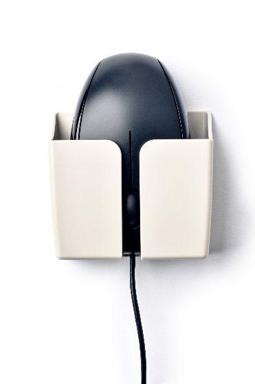 mouse holder beige
