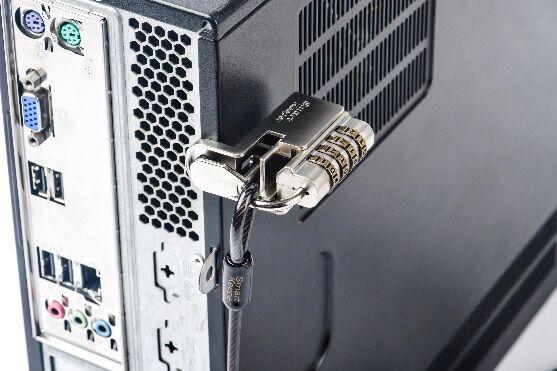 pc lock combination