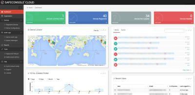safeconsole cloud device license 3 jaar renewal