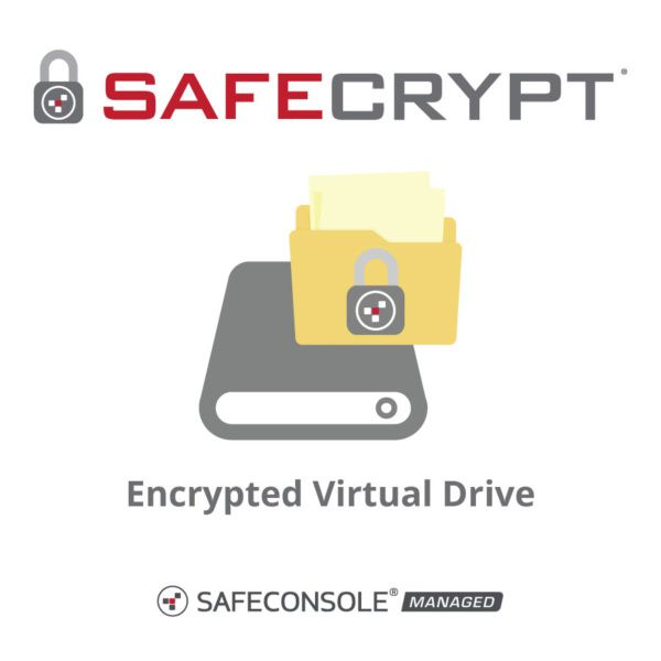 safecrypt encrypted virtual drive 1 jaar