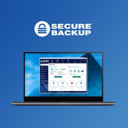 securebackup usb drives naar de cloud