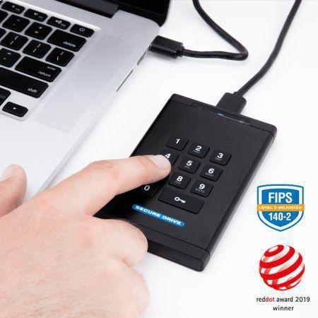 securedrive kp 4tb hdd