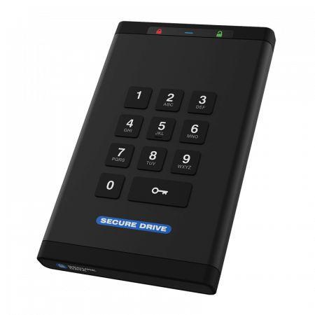 securedrive kp 500gb hdd