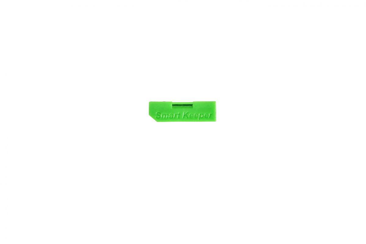 smart keeper essential displayport lock green