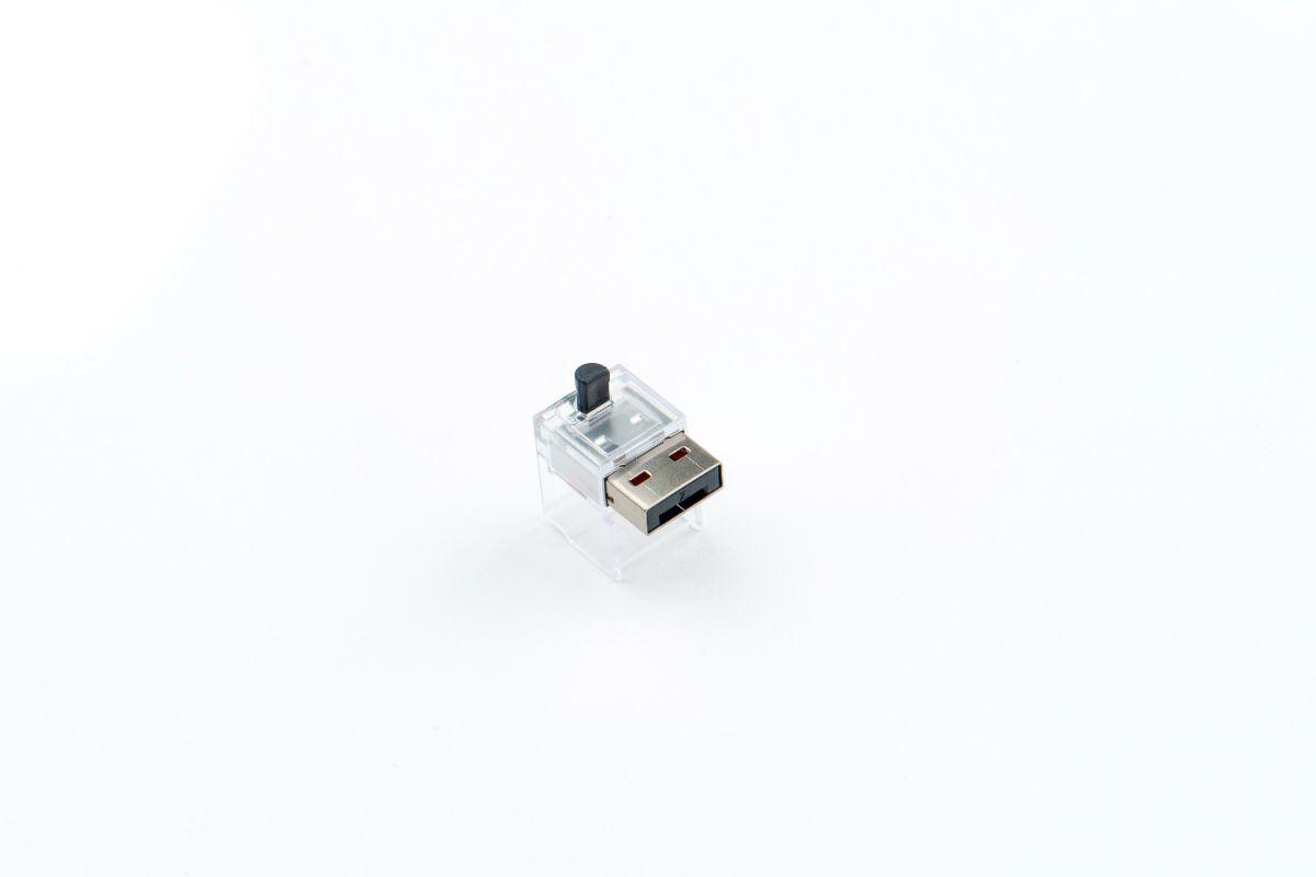 smart keeper essential lan cable lock zwart 12