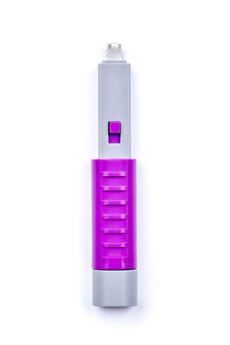 smart keeper essential lock key basic paars