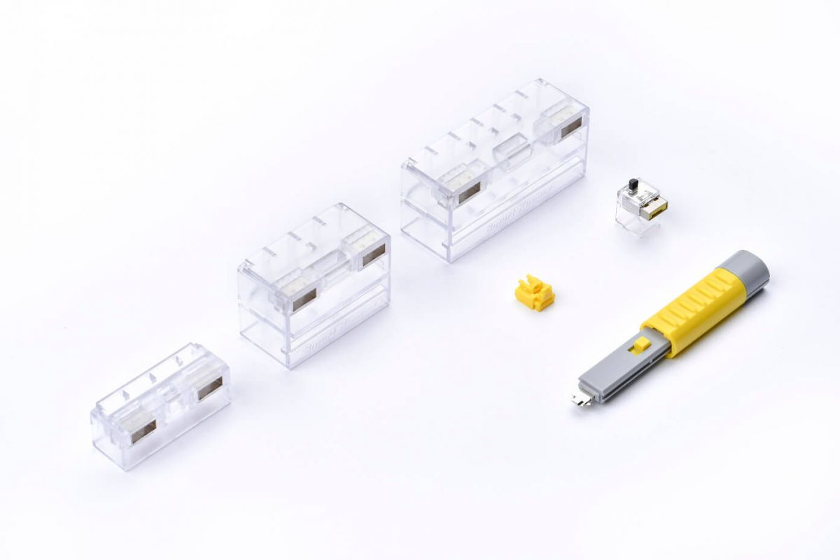 smart keeper essential lock key basic yellow