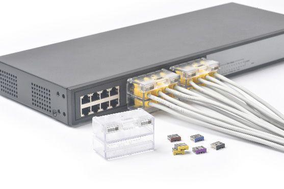 smart keeper essential network module lock 8p
