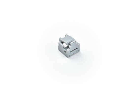 smart keeper essential rj11 port lock grijs lock key mini grijs
