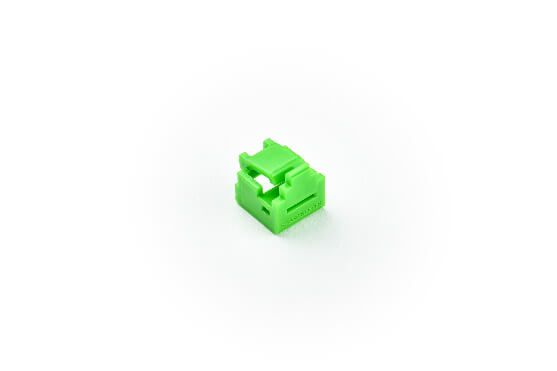 smart keeper essential rj11 port lock groen lock key mini groen