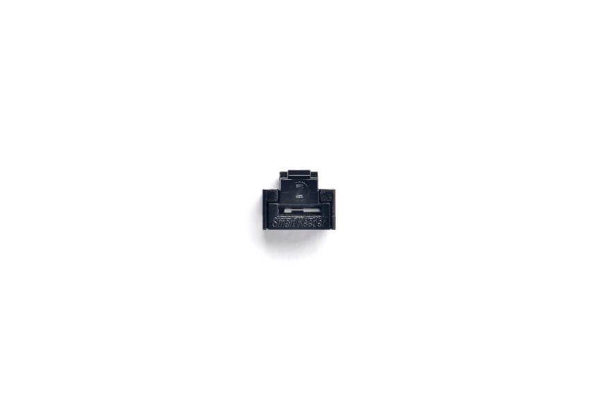 smart keeper essential rj45 port lock zwart lock key basic zwart