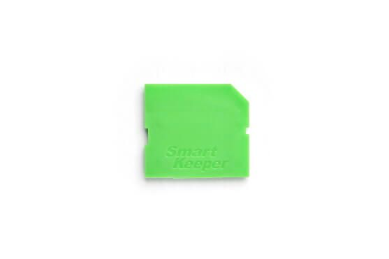 smart keeper essential sd port lock groen