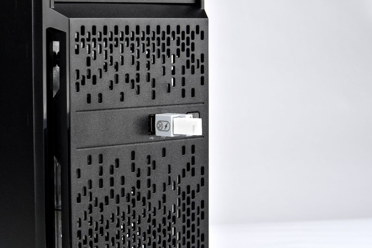 smart keeper essential smart data blocker orange