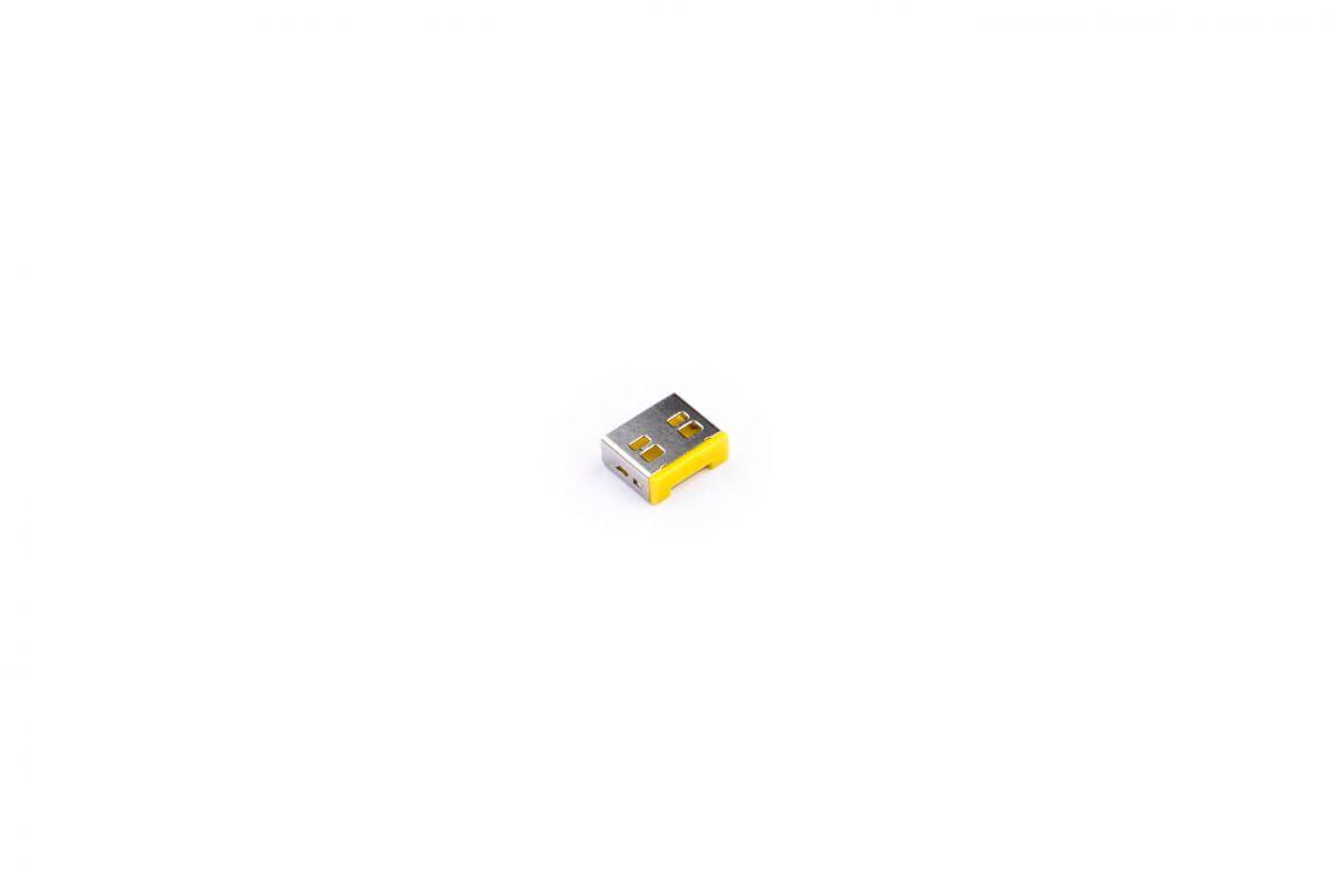 smart keeper essential usba port lock geel lock key basic geel