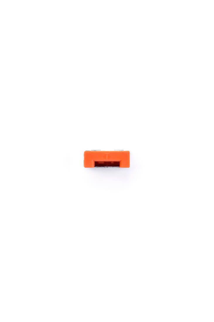smart keeper essential usba port lock orange 100