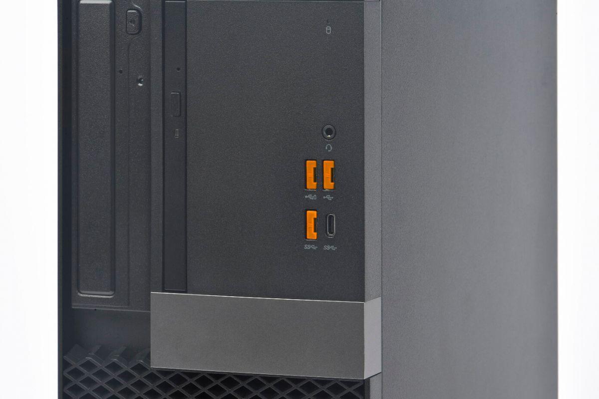 smart keeper essential usba port lock oranje lock key basic oranje