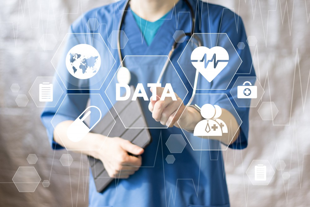 Data security for hospitals & healthcare