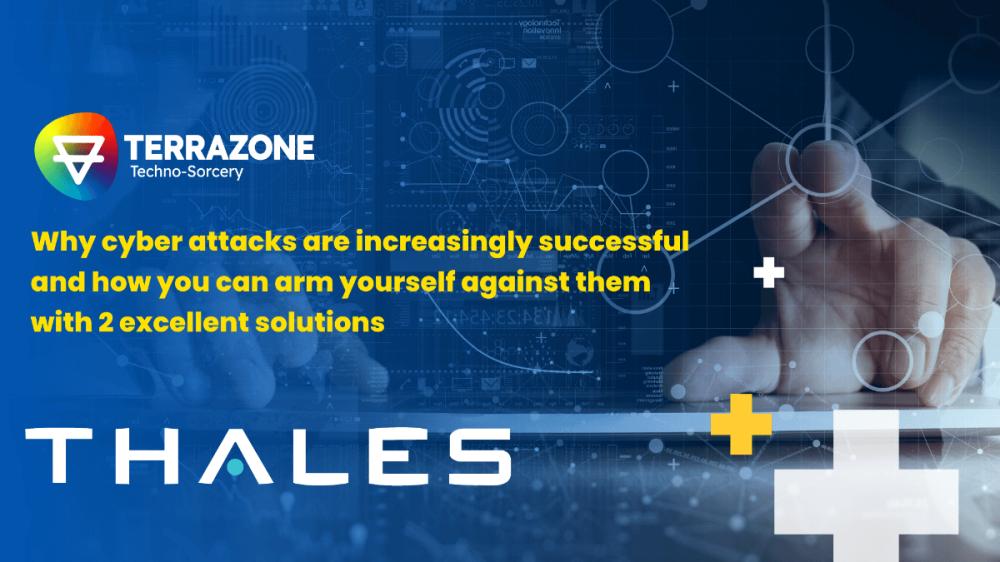 Waarom cyberaanvallen steeds succesvoller zijn en hoe jij je er met 2 uitstekende oplossingen tegen wapent